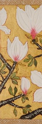 Jean Bardon - Detail of Magnolia II