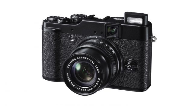 Fuji FinePix X10 review