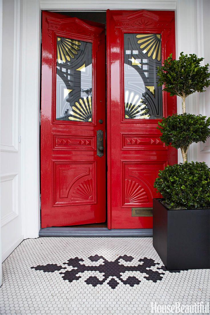 178 best images about fabulous front door colors on for Fabulous front doors