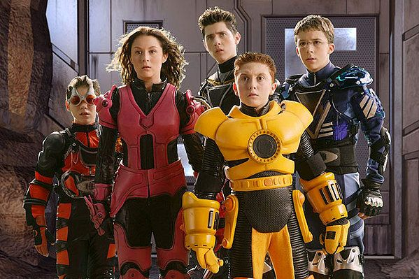 Spy Kids 3-D - Game Over Photos