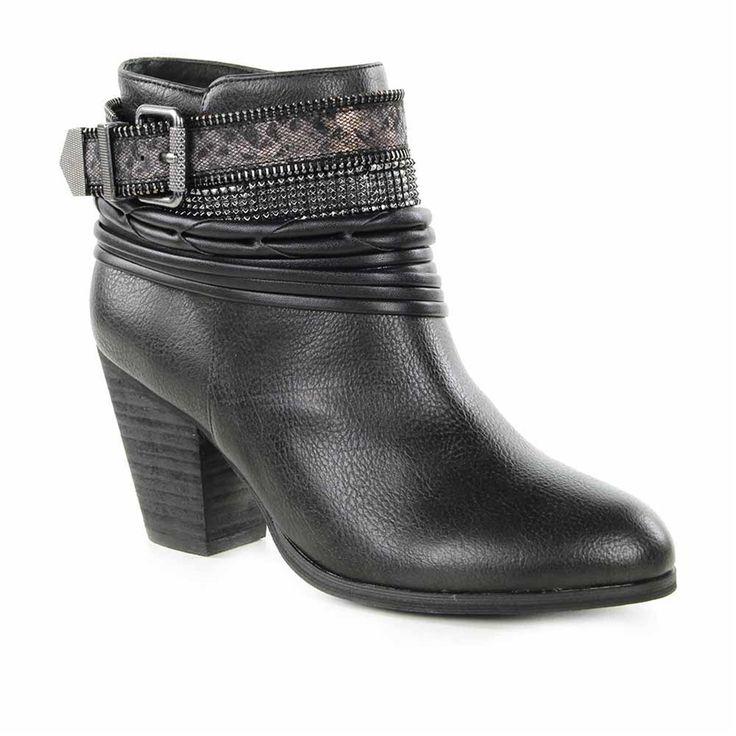 La Strada Enkellaars - Korte laars met hak - Laarzen en boots - Dames - La Strada - Bovendeert Schoenen