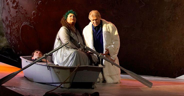 Vuelve el Teatro Digital con la ópera Tristán e Isolda de Richard Wagner! - Caracol TV.com