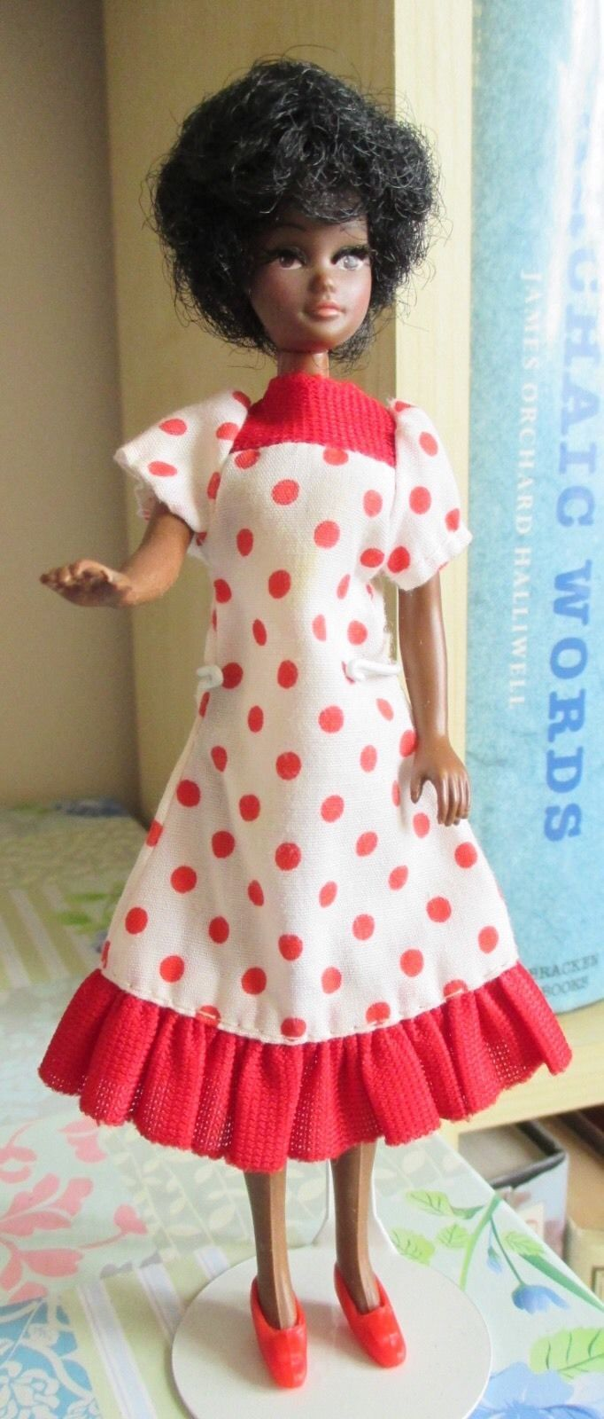 VHTF Vintage Meccano Pippa Doll Mandy in Dolls & Bears, Dolls, Clothing & Accessories, Fashion, Character, Play Dolls | eBay