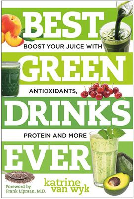 DR L: Why did you write a book about green drinks? KVW: It's no secret anymore that leafy greens are incredibly good for us. However – most of us don't eat enough of them! Adding greens to juices and smoothies is such an easy way to sneak in a few more servings of greens everyday. I think a lot of people love the idea of this, but are confused about where to start and how to do it. I also wanted to offer people a bunch of recipes that were not only healthy, but also totally delicious! I set…