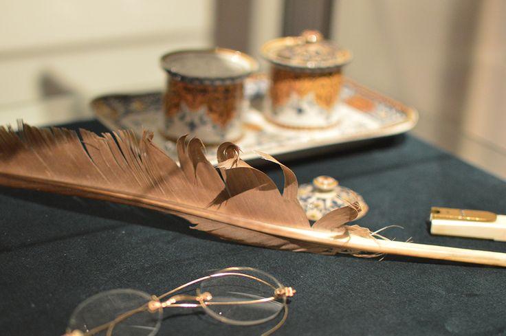 Museon näyttelyssä kuljetaan Saran jäljillä Oulussa, Suomessa ja osin Euroopassakin. Luuppi, Oulu (Finland)