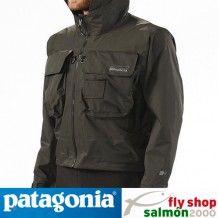 chaqueta chubasquero patagonia STT jacket