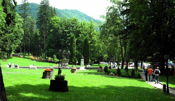Dimitre Ghica park