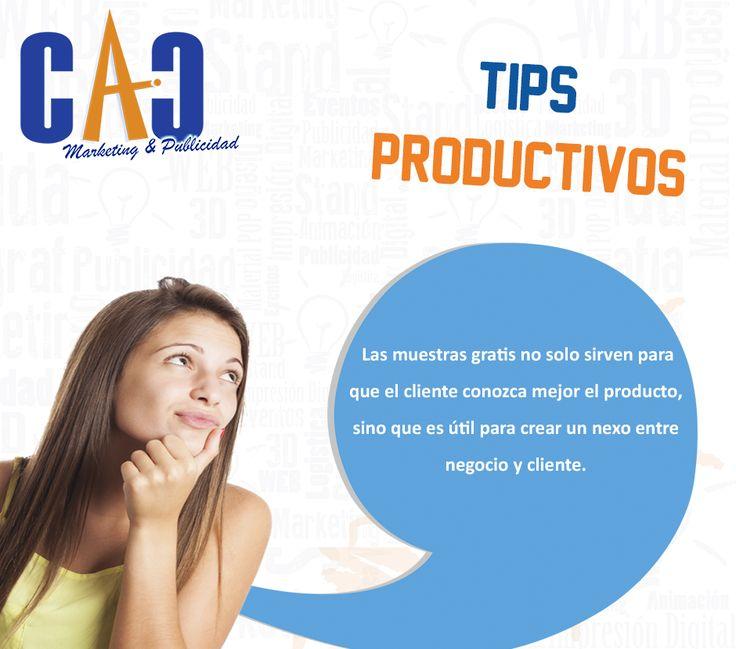 Un consejo bastante útil para tenerlo en cuenta. CAC Marketing & Publicidad. #MarketingRelacional