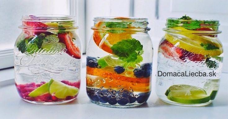 Voda je zvyčajne najlepším liekom pre vaše telo. Pridajte do nej niektorú z nasledovných 6 vecí a spravte z nej doslova elixír zdravia.