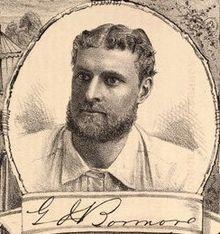 George Bonnor - Distant relative. Australian Cricketer