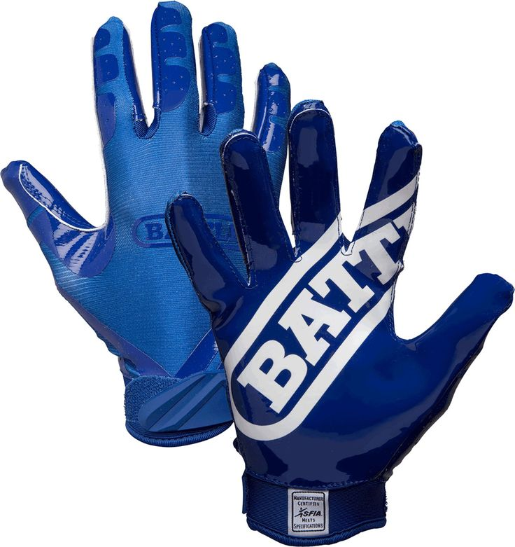 Battle youth doublethreat receiver gloves in 2020