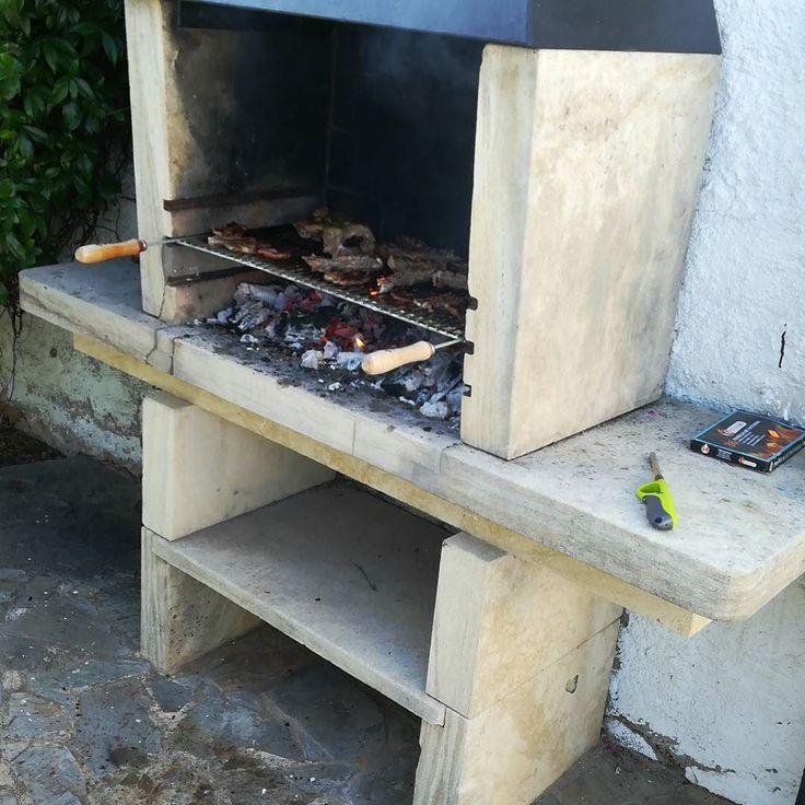 Domingo de barbacoa en familia. #domingo #barbacoa #carnealabrasa #domingoenfamilia #tiempolibre