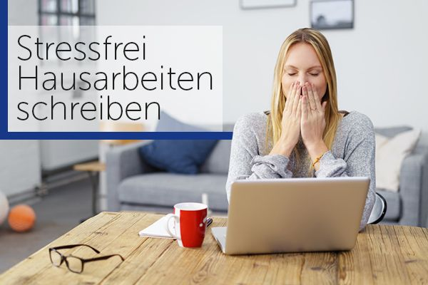 #Stressfrei Hausarbeiten schreiben – Tipps & Tricks zur #Stressbewältigung