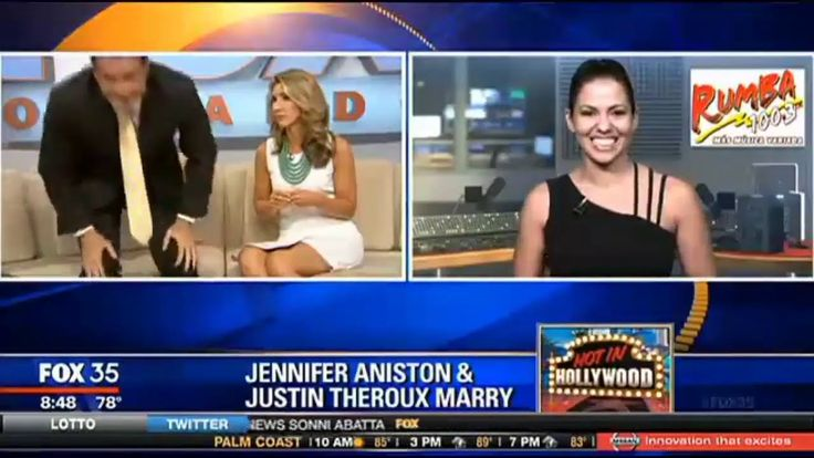 """""""""""No more Kardashians. It's a non-story. We talk about this family every freakin' day"""" - Florida TV anchor walks off set after being prompted to talk about Kylie Kardashian."""""""