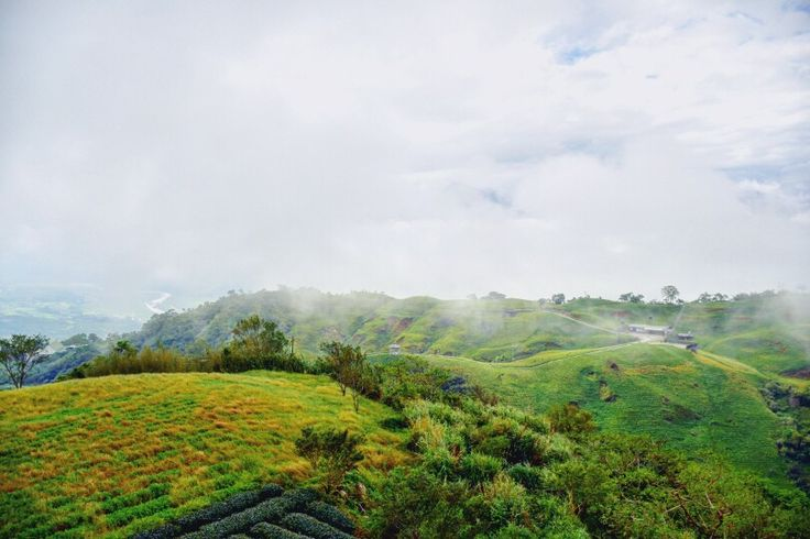 Sixty Stone Mountain at Fuli Township, Hualien, Taiwan