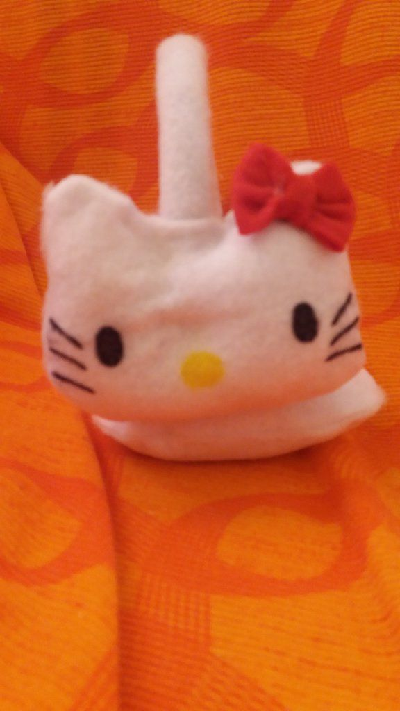 Paraorecchie hello kitty , by francycreations non solo idee regalo, 10,00 € su misshobby.com