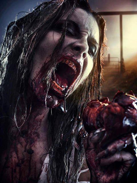 horror photography more horror photography horror art rebecasaray ... Horror Film Photography