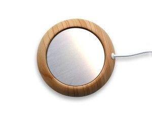 Genial USB-gadget der holder din kaffe varm. #hotkop #gadget #USBgadget #USB #USBcupwarmer #cupwarmer