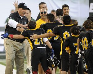 how to get sponsorship for a youth football team