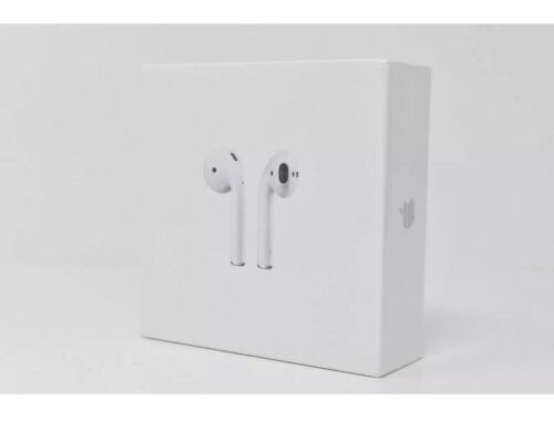 Original Brand New Apple Mv7n2am Airpods With Charging Case White Model A2032