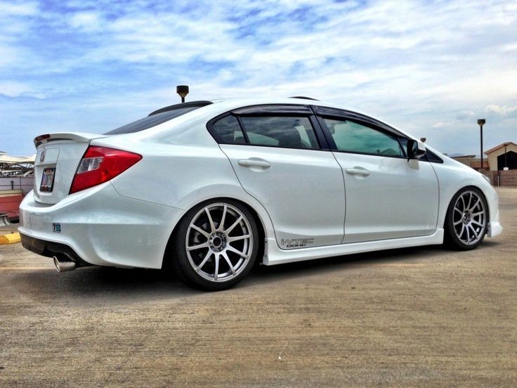 Honda+Civic+SI+2013+JDM Year I want, color I want, wheels I want.