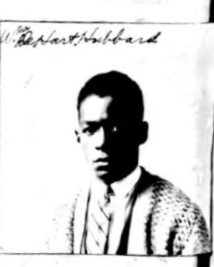 "William DeHart Hubbard 1924Olympic Gold Medalist  born 25 Nov 1903 in Cincinnati OH    ""William DeHart Hubbard was the first African American to win a gold medal in an individual competition in the Olympic Games."
