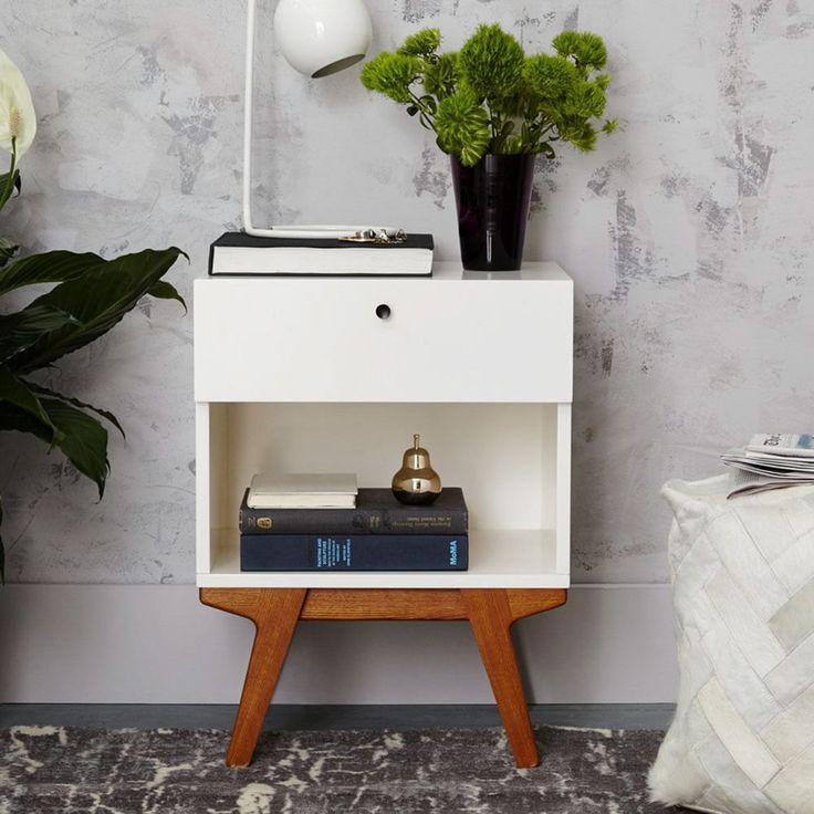 Inspired by Scandinavian modernism our Modern Bedside