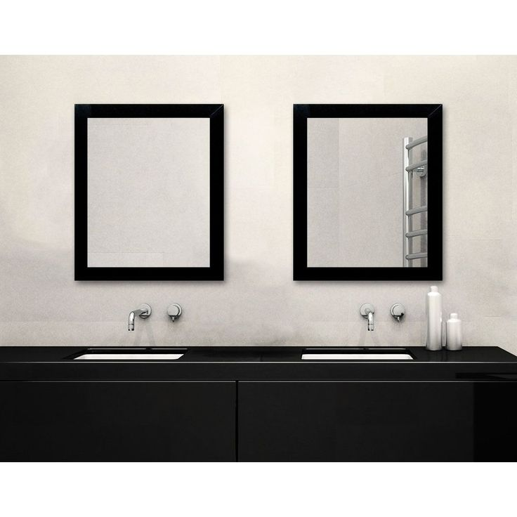 1000 ideas about frame bathroom mirrors on pinterest bathroom mirrors bathroom vanity. Black Bedroom Furniture Sets. Home Design Ideas