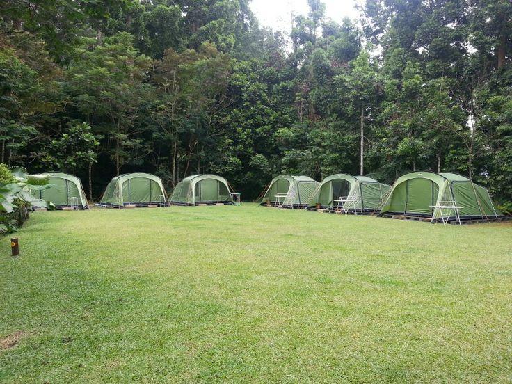 #TanakitaCamp #Vango #Tent #Sukabumi #WestJava