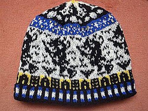 Ravelry: Witch beanie pattern by Sandra Jäger