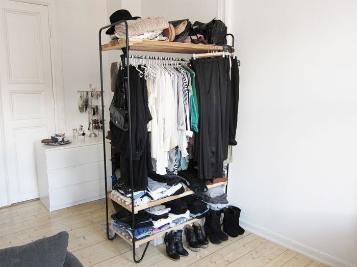 The No Closet Garment Rack 19 Winning Examples Where To Buy Them