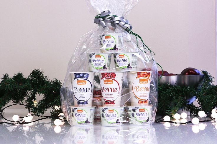 Happy Holiday season! Treat your loved ones with healthy snacks!