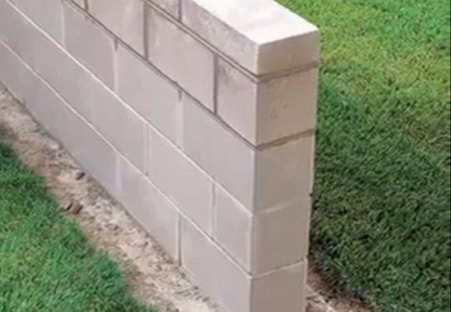 Retaining Wall Design Eurocode 7 Retainingwall Cinder Block Walls Concrete Block Walls Concrete Blocks