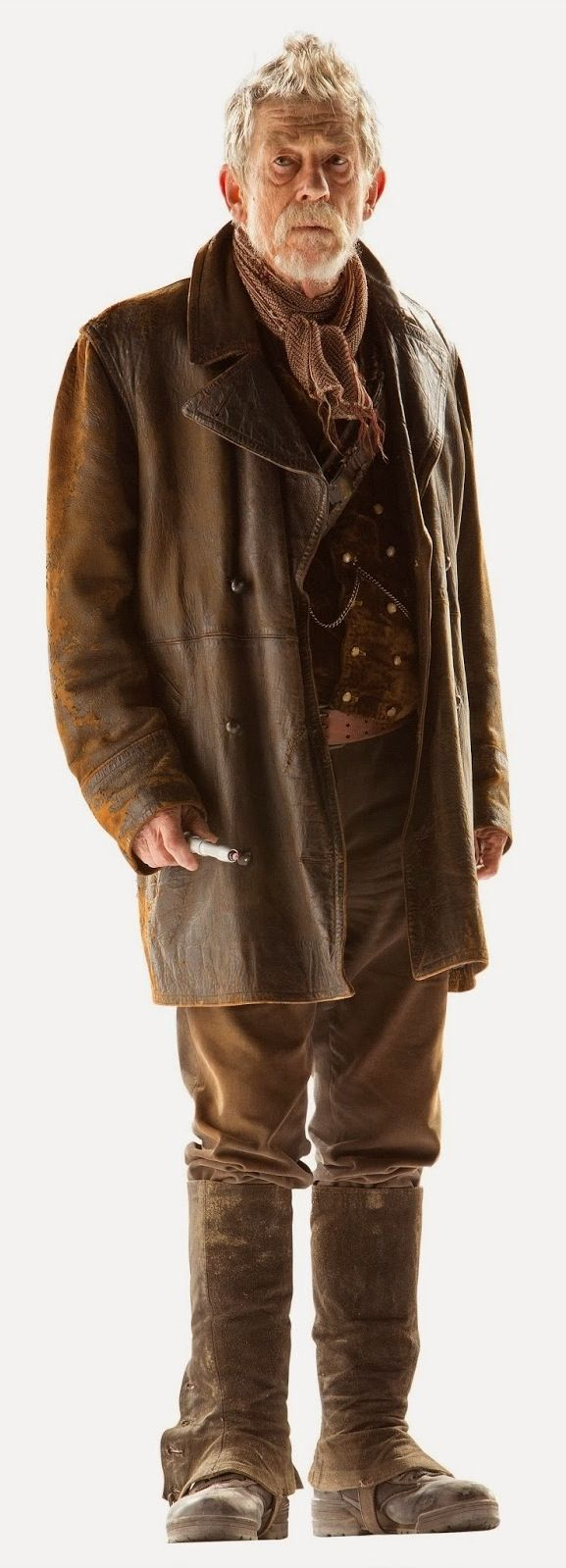 ~ John Hurt as The War Doctor from Doctor Who's 50th Anniversary Special ...