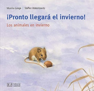 Blog de los niños: ¡Pronto llegará el invierno! Los animales en invierno.