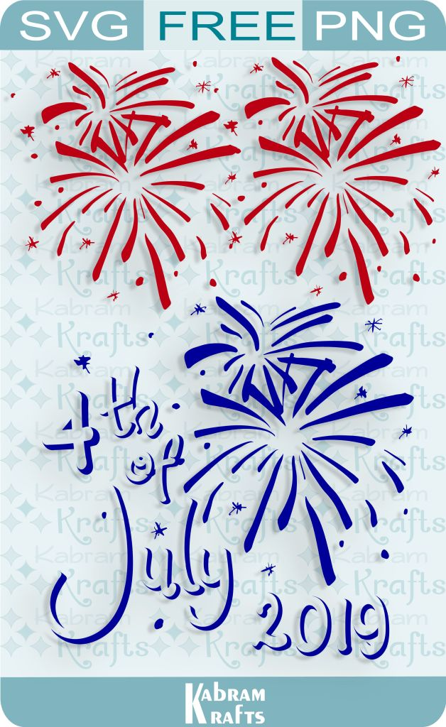 Download Fireworks 4th of July Free SVG Download in 2020 | Free svg ...