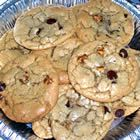 Yummy Chocolate Chip Cookie Recipe with both Vanilla and Almond flavoring!