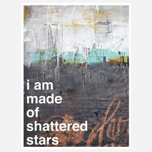Sheltered Stars Print, $27, now featured on Fab.