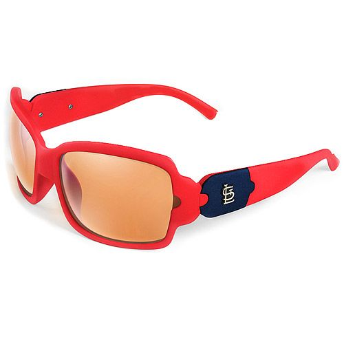 St. Louis Cardinals Women's Bombshell 2.0 Sunglasses by MAXX Sunglasses - MLB.com Shop