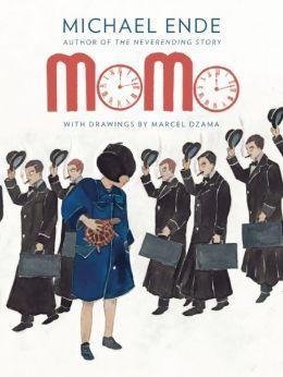 Momo by Michael Ende illust. Marcel Dzama