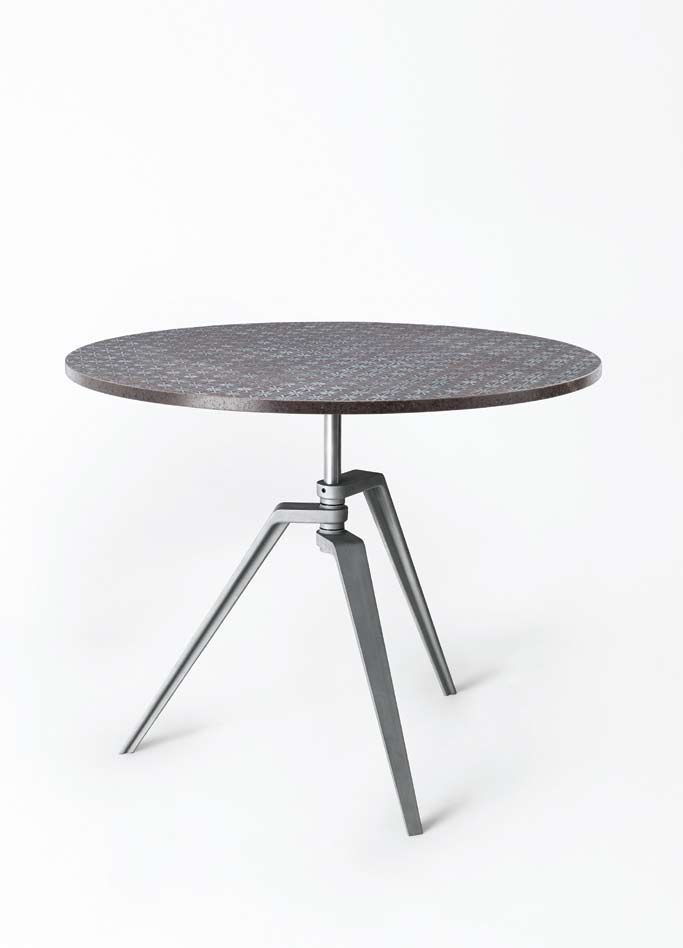 Lava Stone Table By Madeamano Sidetable Furniture