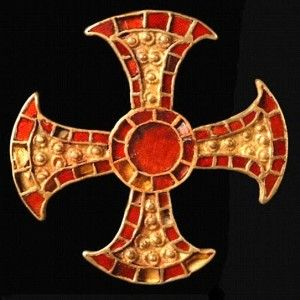Saxon cross  Anglo-Saxon paganism refers to the religious beliefs and practices followed by the Anglo-Saxons between the fifth and eighth centuries AD, during the initial period of Early Medieval England.