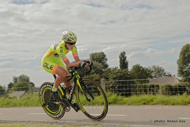 Ciclismo femminile: Michela Pavin nel 2015 al Team Servetto - Footon  http://www.mondociclismo.com/ciclismo-femminile-michela-pavin-nel-2015-al-team-servetto---footon-20141024.htm  #TeamServettoFooton #ciclismo #Pavin #ciclismo