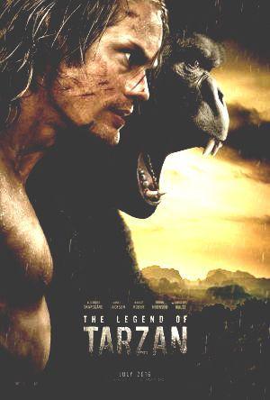 Tarzan Stream English