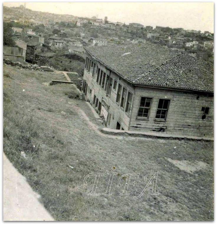 Kasımpaşa Mevlihanesi 1946