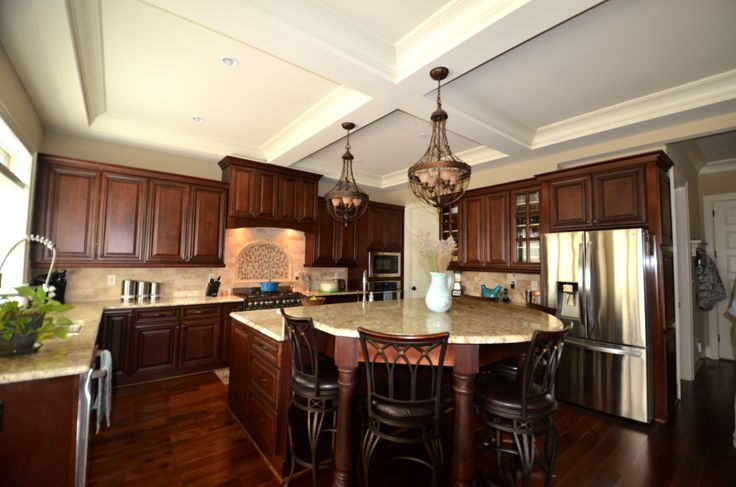 Best Kitchen3 Charleston Saddle Cabinets Lily Ann Cabinets Com 400 x 300