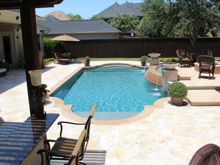 contemporary swimming pools design 128 inground pool design ideas - Swimming Pool Design