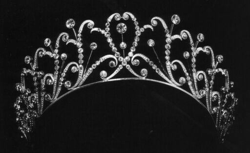 Tiara of Princess Viggo of Denmark, Countess of Rosenborg