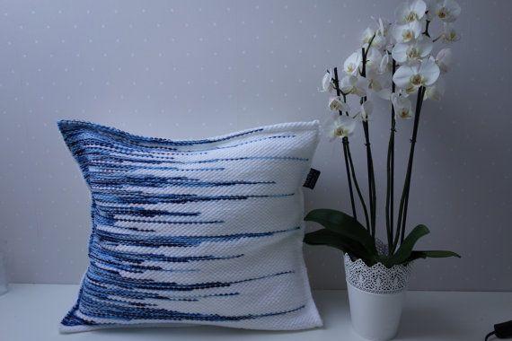 Decorative Pillows/woven pillow/personalized by LaleShopNiki