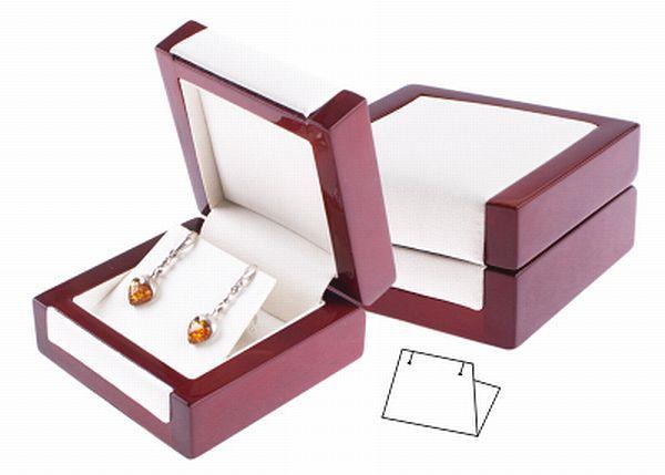 Luxusní dárková krabička - dřevěná